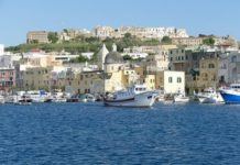 ostrov Ischia