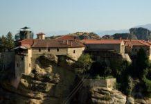 kláštor Leptokaria