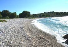 Mali Drvenik plaz Papalj