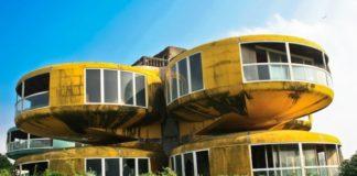 shenzi ufo houses