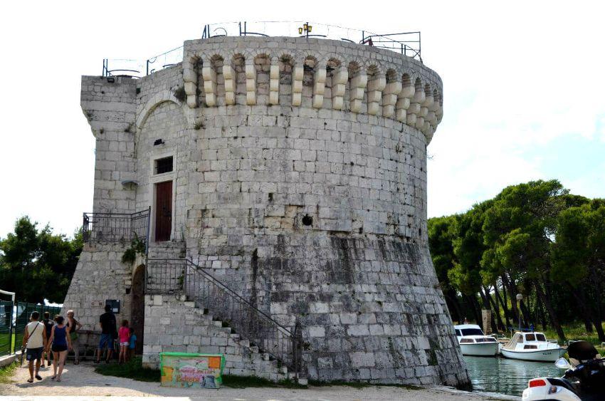 pevnosť svätého Marka Trogir