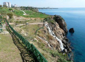 Antalya vodopad