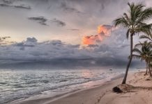 dovolenka pláž