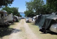 kempy v chorvátsku